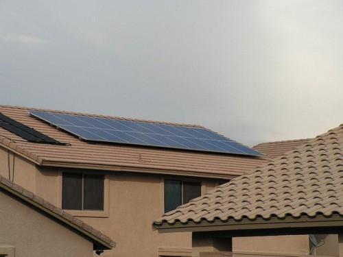 System Another Happy Going Green Solar Customer Home Glendale