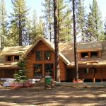 Tahoe Log Homes Truckee Home Builders Dealers