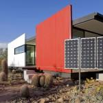 Taliesin Mod Fab Home Which Designed Built Students