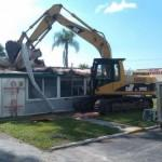 Tampa Mobile Home Demolition Removal Stop Pay