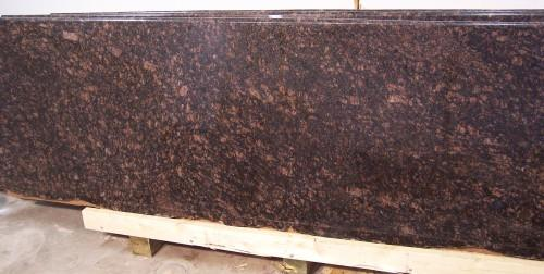 Tan Brown Prefabricated Granite Countertops
