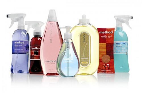 Target Method Cleaning Products