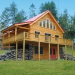 Tell More Coventry Log Homes