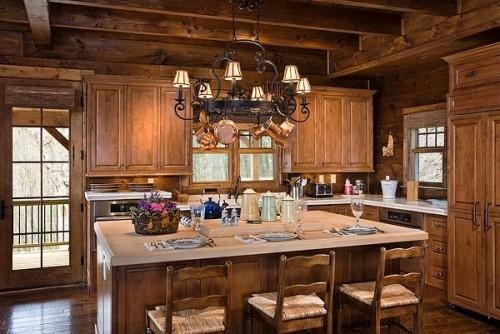 Tell More Log Homes America