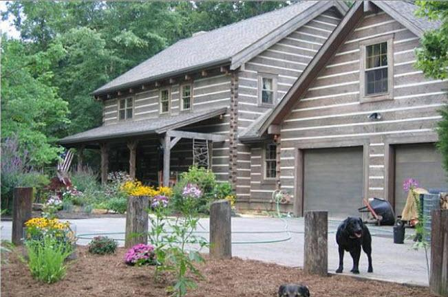 Tell More Old Virginia Hand Hewn Log Homes