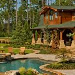 Tell More Strongwood Log Home Company