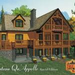 Tell More True North Log Homes