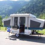Tent Trailers Rent Sale Abbotsford British Columbia
