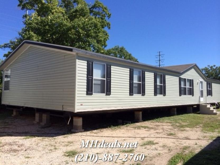Texas Mobile Homes New Available Near San Antonio