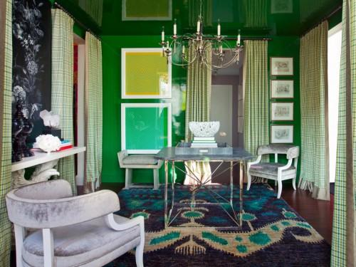 Thom Filicia Celebration Color Green Kelly Used