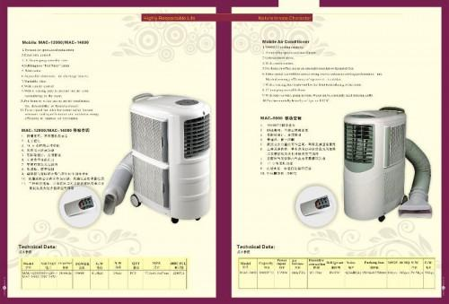 Thoroughly Mobile Air Conditioner Models