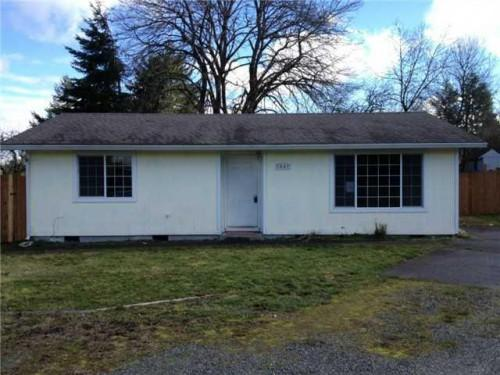 Thurston County Washington Sale Owner Property