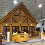 Timber Block Back Cottage Life Show