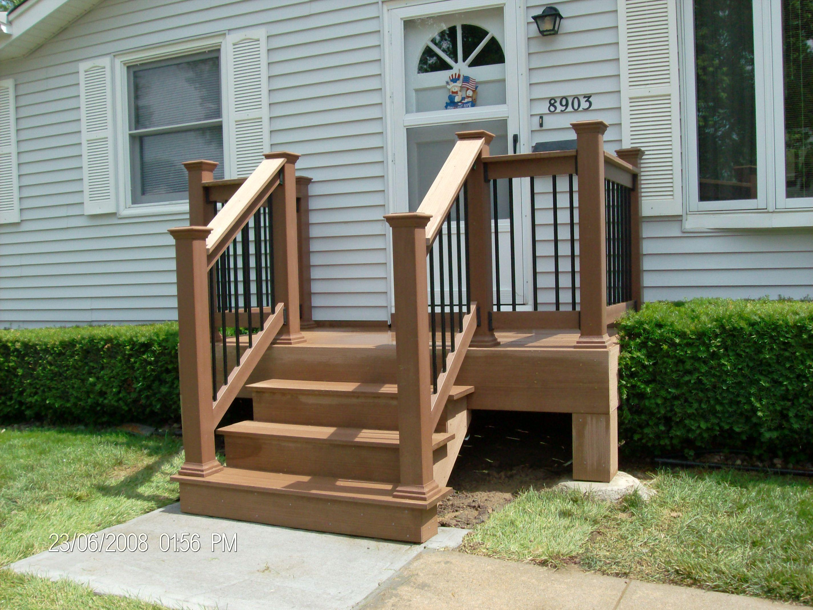 Timbertech Twinfinish Porch Yes Replace Porches Too