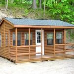 Tiny Houses Prefab Log Home Design