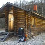 Tiny Log Cabin Rustic Simplicity Just Men