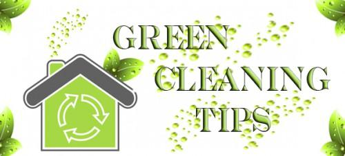 Tips Green Office Cleaning
