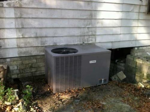 Ton Mobile Home Heat Pump Unit