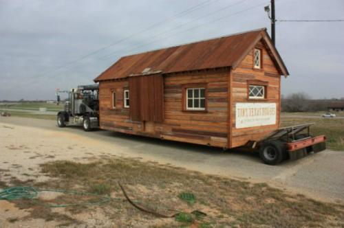 Too Like These Prefab Tiny Texas Houses Based Out Luling