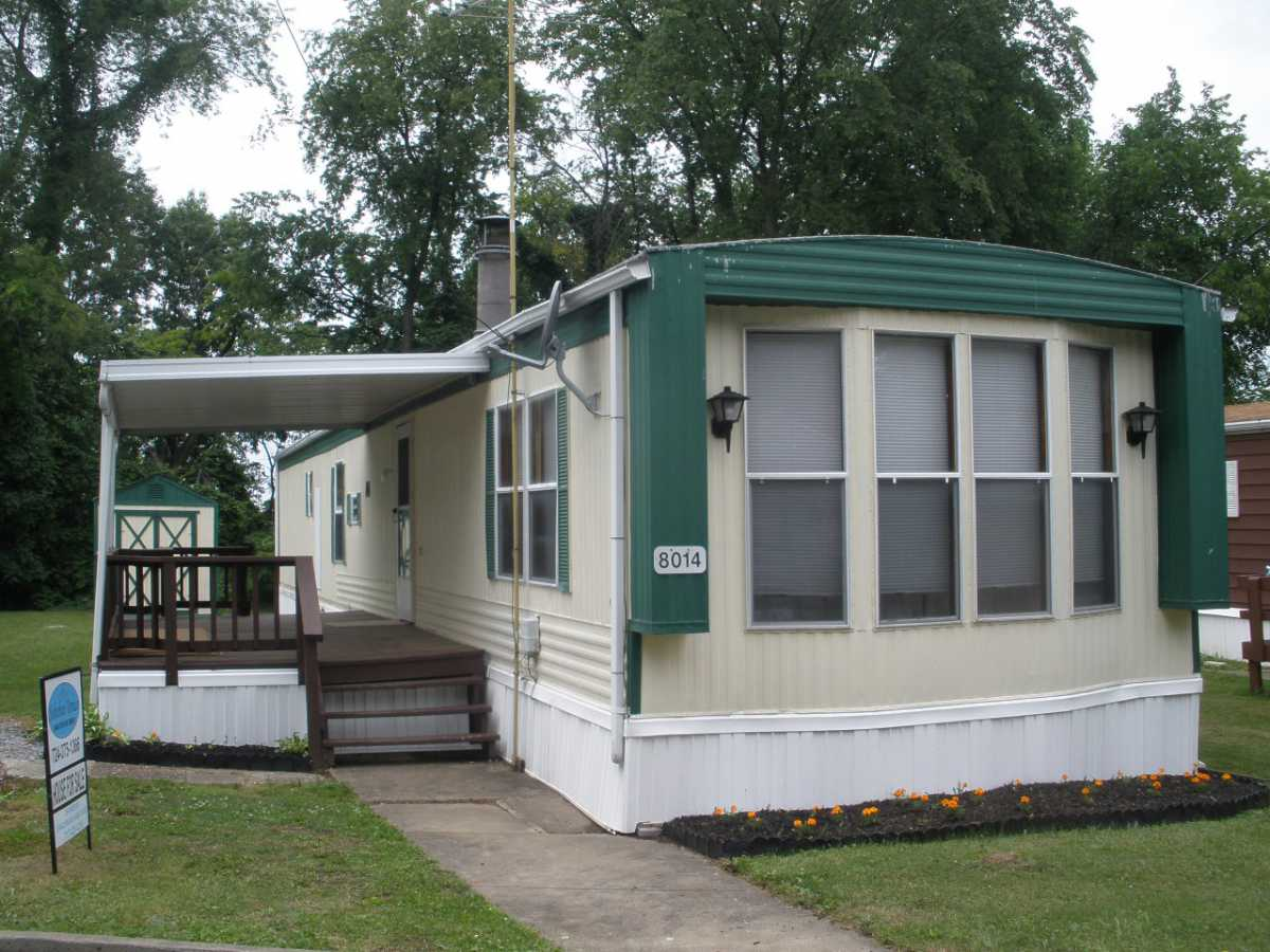 Torch Mobile Home