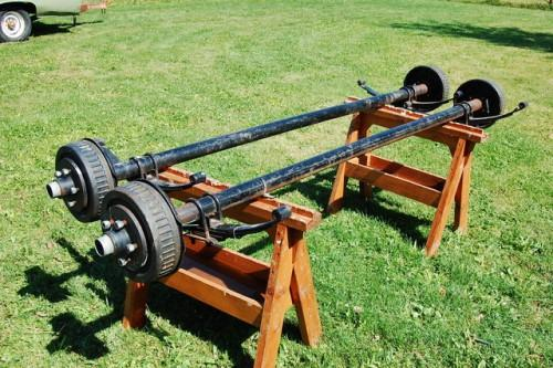 Trailer Axles Sale Rigby Idaho