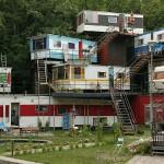 Trailer Homes Much Made His Own Little Park