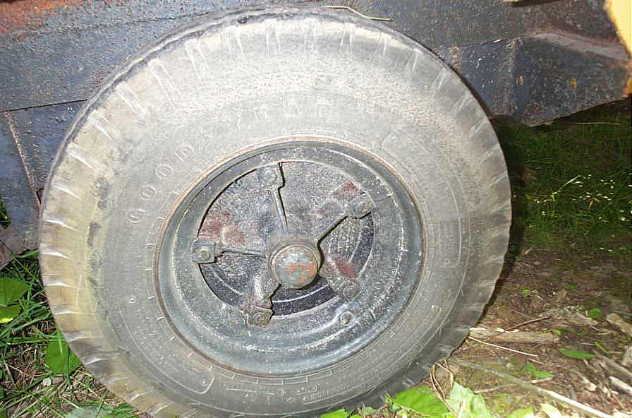 Trailers Found Out These Mobile Home Axles Wheels