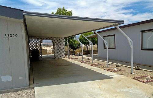 Tri Mobile Home Awning Aladdin Patios