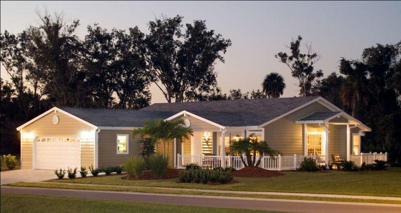 Triple Wide Manufactured Homes