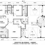 Triple Wide Mobile Home Floor Plans