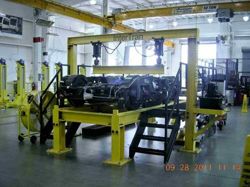 Truck Test Assembly Stand