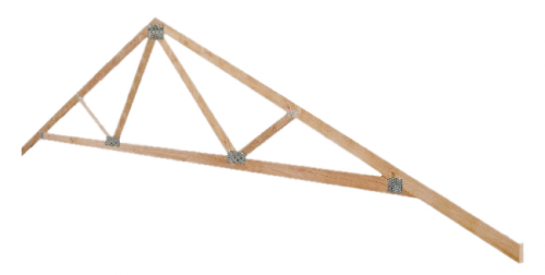 Trusses Have Almost Completely Replaced Traditional Methods Roof