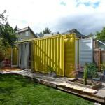Try Experience Shipping Container Living Seattle Vacation Rental