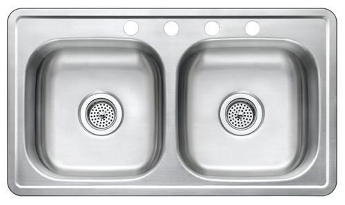 Tuscany Stainless Steel Mobile Home Kitchen Sink