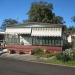 Two Bedroom Mobile Home