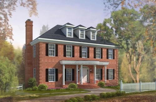 Two Story Modular Home Plans
