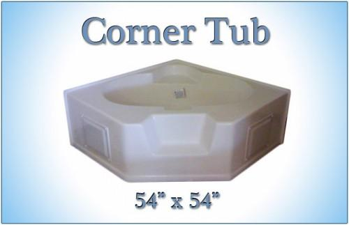 Types Tubs Manufactured Housing