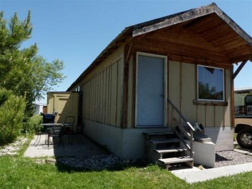 Typical Double Wide Mobile Home