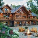 Log Cabin Homes For Sale