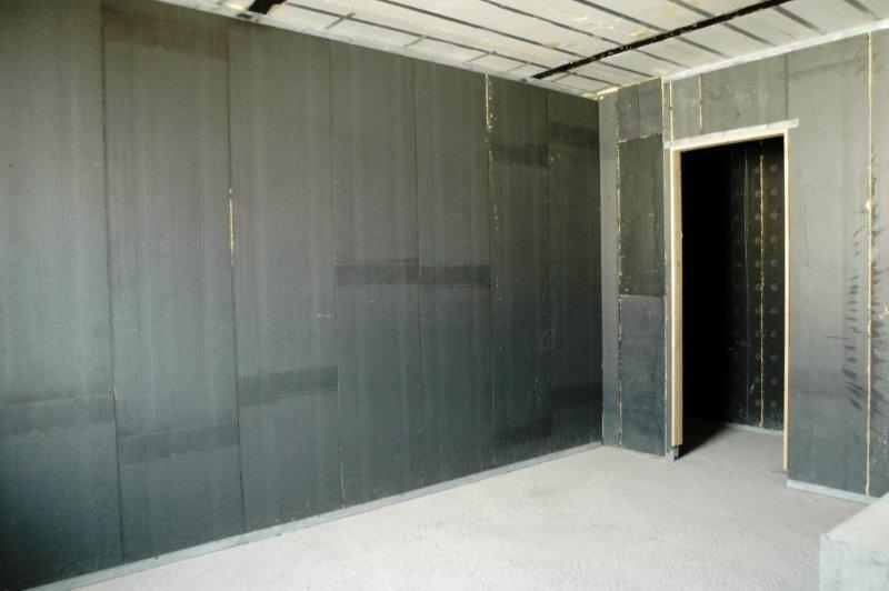 Under Tile System Prefabricated Wall Panel Divisorio Poliespanso