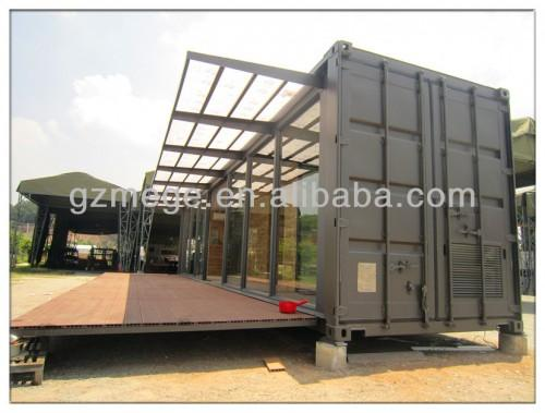 Ungrouped Labour Camp House Prefab Container Homes Sale