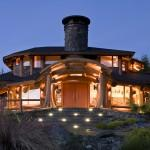Unique Amazing Log Home Designs World