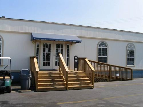 Used Modular Commercial Office Building