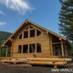 Utah Log Cabin Builders Kits Packages