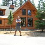 Utah Log Home Builders Truckee Homes