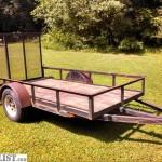 Utility Trailer Heavy Duty Read Below Not Lowes Home Depot