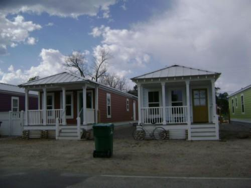 Vacant Dwellings Manufactured Modular Homes