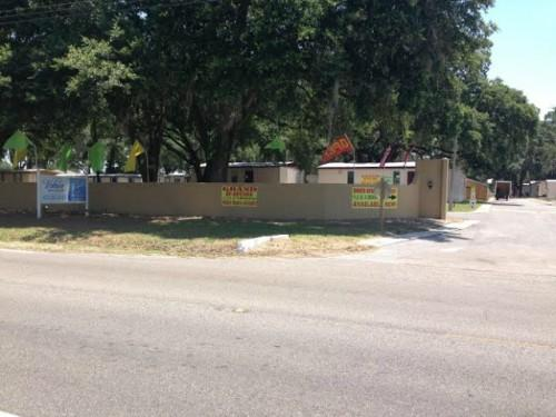 Valrico Town Country Mobile Home Park Has Nine Open Code