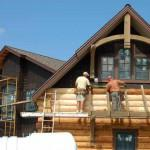 Varieties Log Home Architects Plans Designs