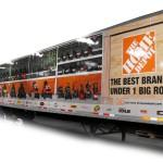 Vehicle Graphics Awards Home Depot